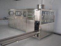 Automatic Jar Rising, Filling And Capping Unit