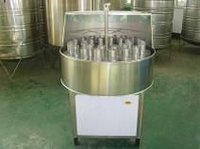 Semi Automatic Bottle Washer