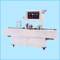 Semi Automatic Cup Filling & Sealing Machine