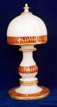 Marble Handicraft Lamps