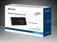 Bluetooth Wireless Handsfree Car Kit