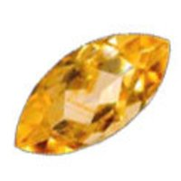 Marquise Shape Citrine Stones