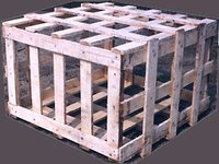 Slotted Boxes Or Crates