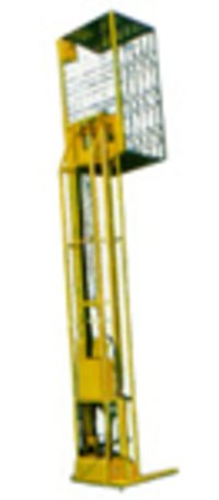 Electrohydraulic Goods Lift