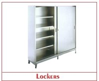 Commercial Lockers