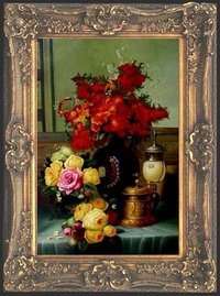 Flower Oil Paintings