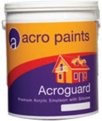 Acrylic Exterior Emulsion With Silicone