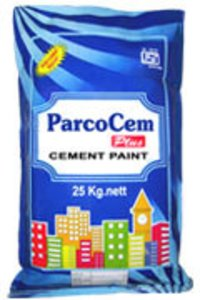Parcocem Plus Waterproof Cement Paint