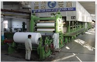 Culture Paper Making Machine