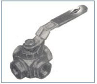 3 Way Marshal Ball Valve