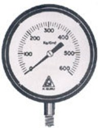 Bourdon Type Pressure Vacuum & Compound Gauge
