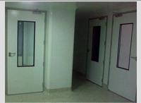 Clean Room Steel Flush Doors