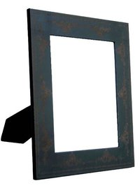 Leather Designer Picture Frames
