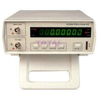 Precision Frequency Counters