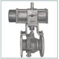 Marshal Pneumatic Operated Ball Valves
