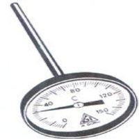 Bimetal Thermometer