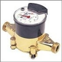 Dry Dial Water Meter Fan