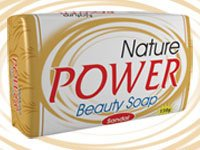 Nature Power Beauty Soap - Sandal