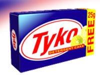 Tyko Detergent Cake - Blue