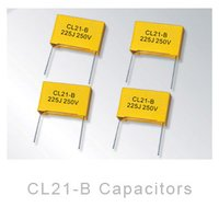 MEB CL21-B Metallized Polyester Film Capacitor (Box)