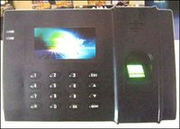 Standalone Ip Based Fingerprint Attendance Systems