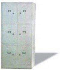 Steel 6 Lockers Cabinets