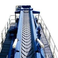 Sidewall Cleated Conveyor