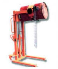 Drum Clamping, Lifting And Tilting Stacker