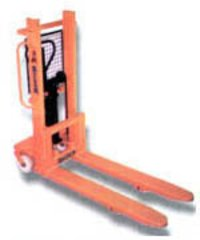 Manual Hydraulic Hand Pallet Stacker