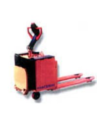 Battery Operated Hydraulic Pallet Stacker