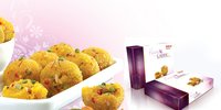 Kesar Laddu