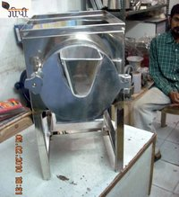 Nut Cutting Machine