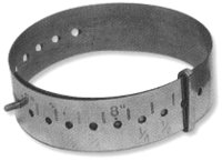 Bracelet Size Gauge