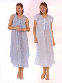 Ladies Night Wear Gown