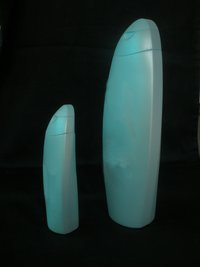 Plastic Cosmetic & Shampoo Bottles
