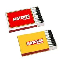 Kitchen Wax Match Sticks