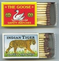 Smoker Type Matches