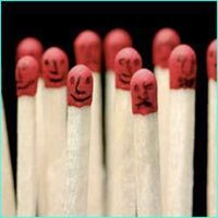 Wax Coated Matchsticks
