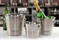 Stainless Steel Elegant Wine Buckets