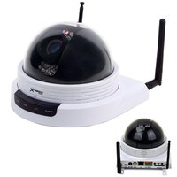 2.0 Mega Pixel Dome IP Camera