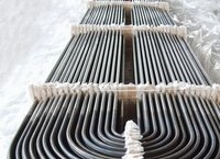 U-Bend Stainless Steel Tubes For Heat Exchanger