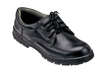 Lace Up Safety Shoes With Padded Collar