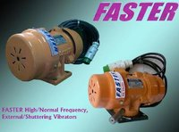 High / Normal Frequency, External / Shuttering Vibrators