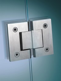 Glass Series - Shower Hinges