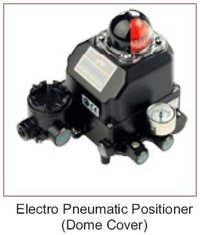 Electro-Pneumatic Positioner With Dome Cover