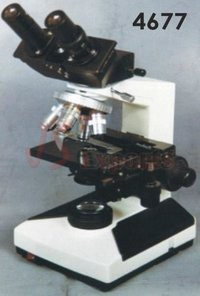 Advanced Coaxial Binocular Microscope