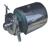 S S Centrifugal Hygiene Pumps