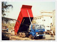 180 Inch Wb / 26 Cum Standard Tippers