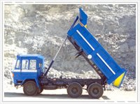 150 Inch Wb / 12 Cum Tipper Standard Tipper