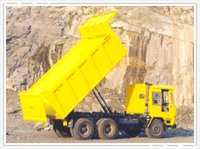 142 Inch Wb / 8.5 Cum Standard Tipper